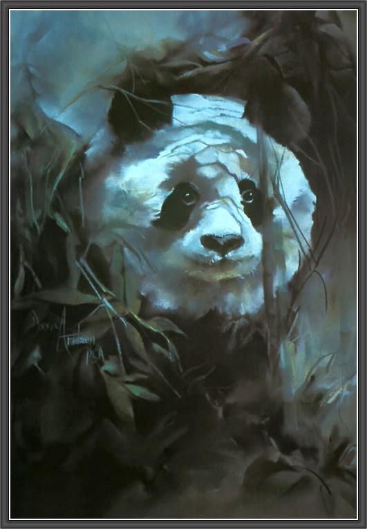 Донна Арнцен. Панда