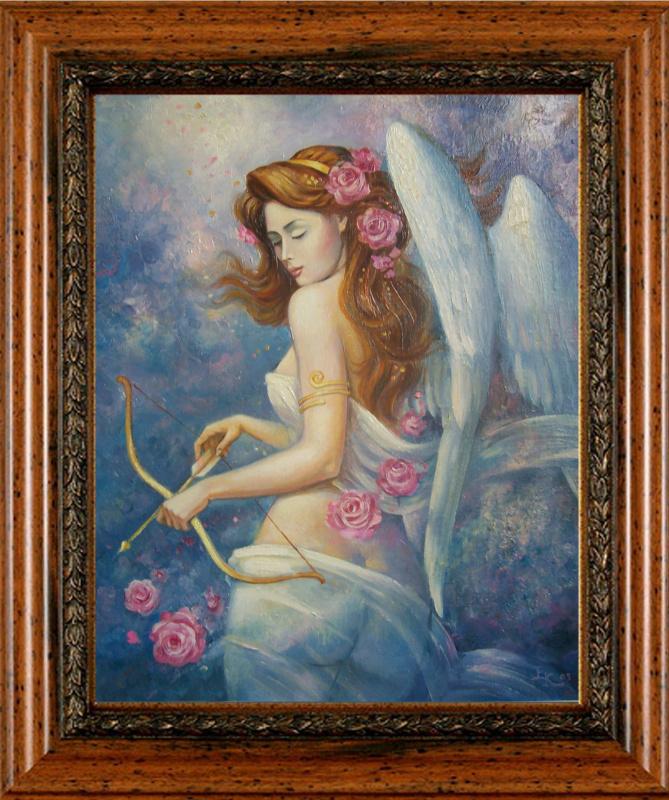 Евгений шалвович квавадзе. Ангел с луком