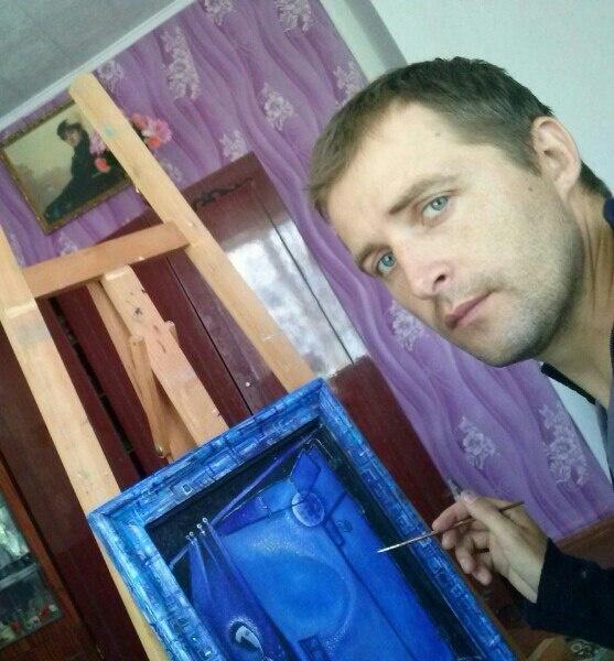 Леонид Добровольський. Лунатик