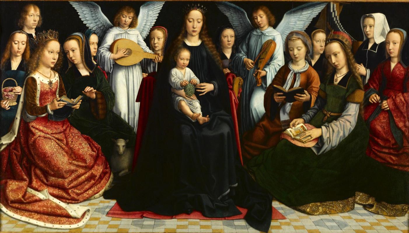 David Gerard. Virgin among the Virgins