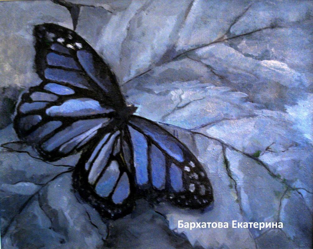 "Ekaterina Evgenievna Barkhatova. ""Butterfly"""
