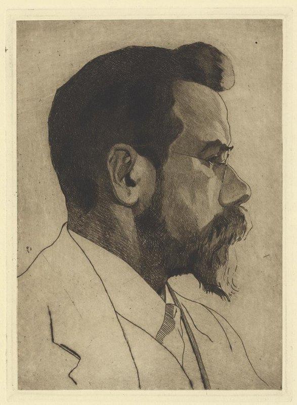 Василий Николаевич Масютин. Self-portrait