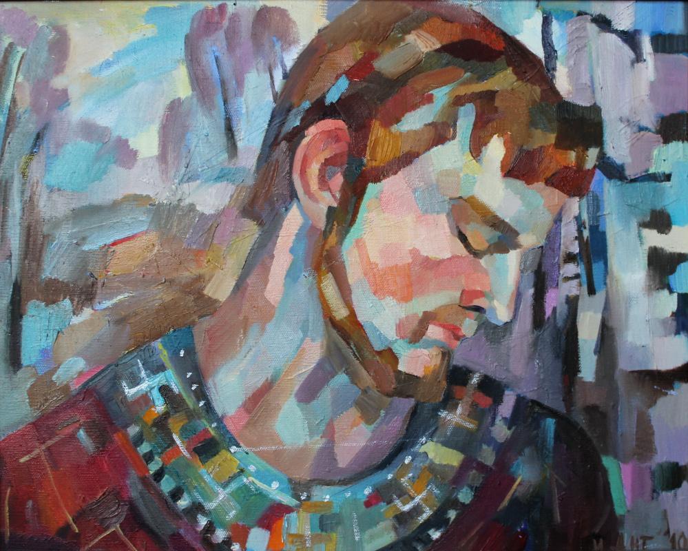 Irina Valerievna Antonovskaya. Tsarevich