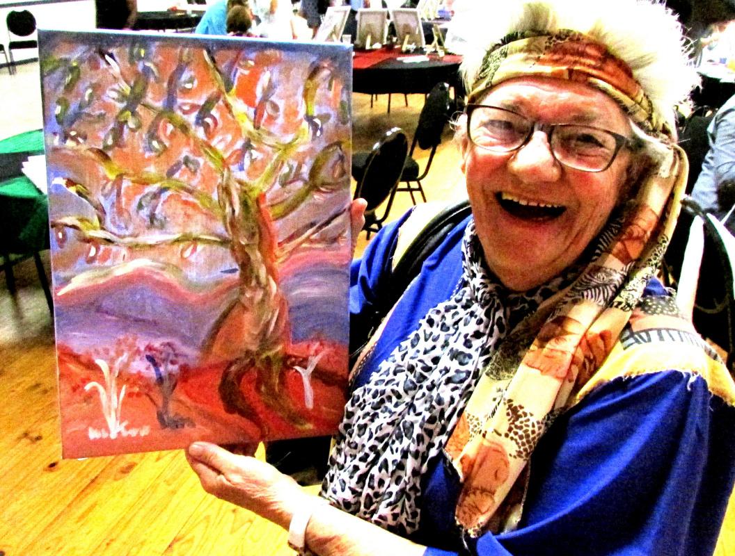 Maureen Tomaino. Любовь к искусству