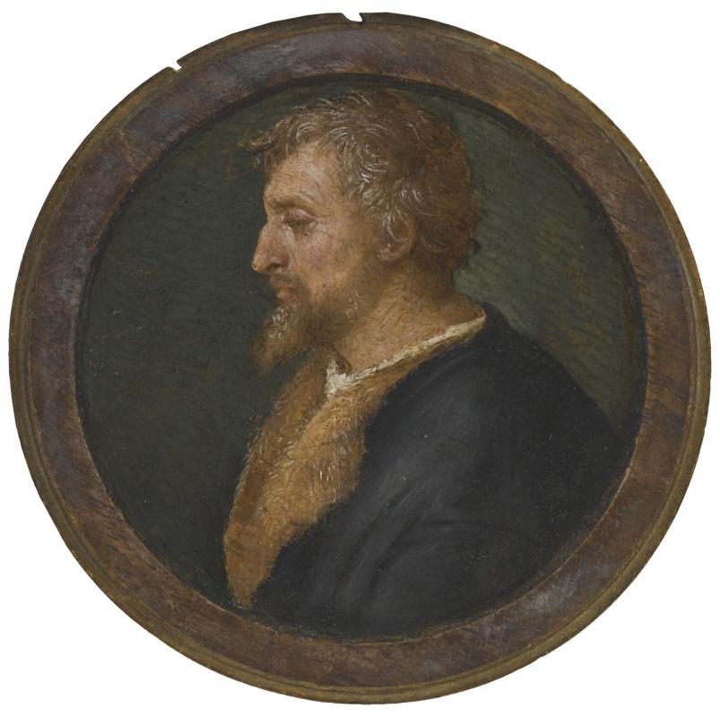 Рафаэль Санти. Портрет Валерио Белли