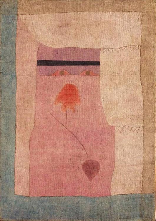 Paul Klee. Arabian tale