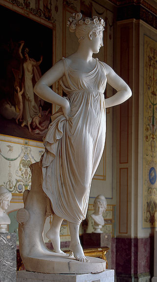 Antonio Canova. Dancer