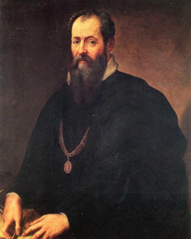 Giorgio Vasari. Self-portrait