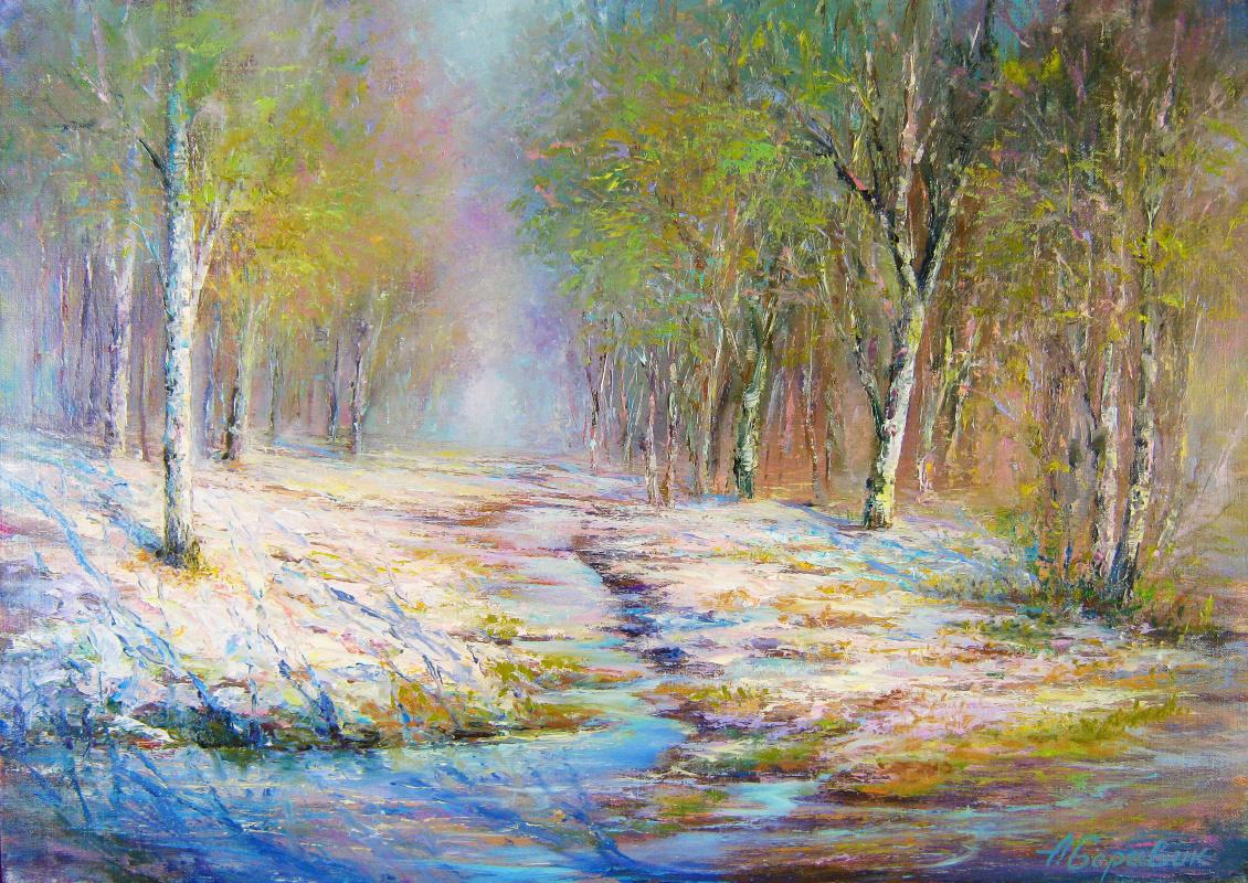 Spring creeks