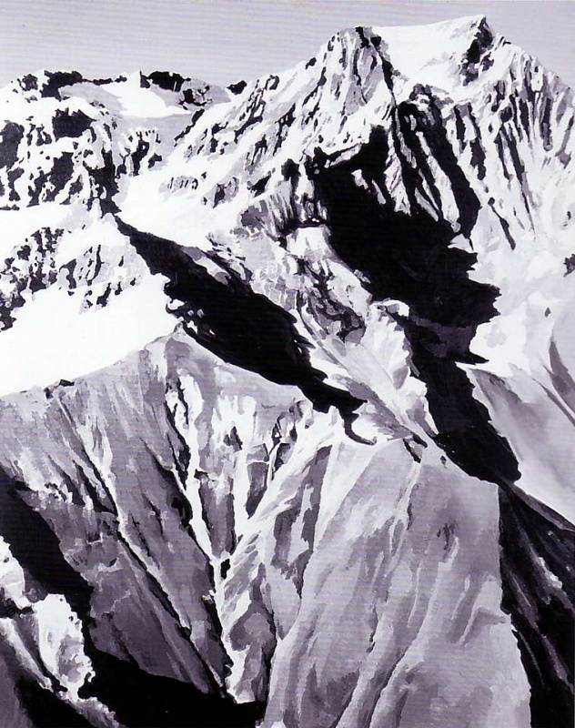 Герхард Рихтер. Гималайи