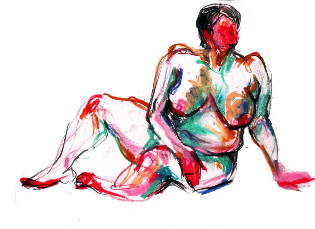 Anastasia Sergeevna Rydlevskaya. Sketches of living nature