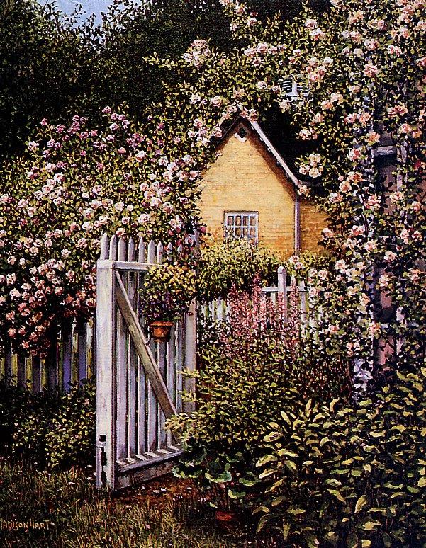 Мэдисон Харт. Уютный дворик 5