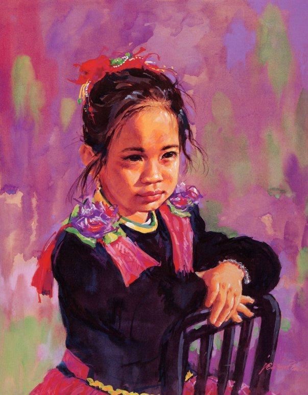 Джессика Земски. Китайская кукла
