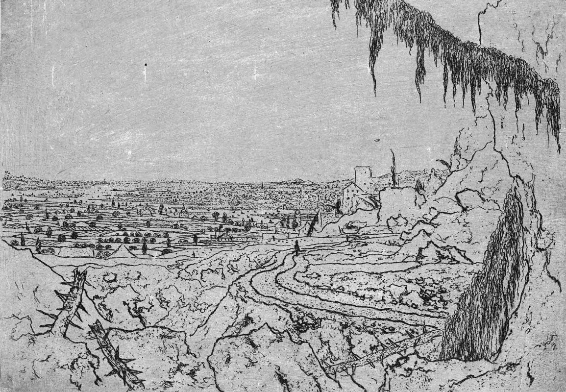 Hercules Segers. Landscape
