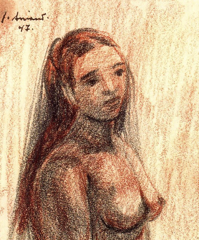Хуан Сориано. Портрет 15