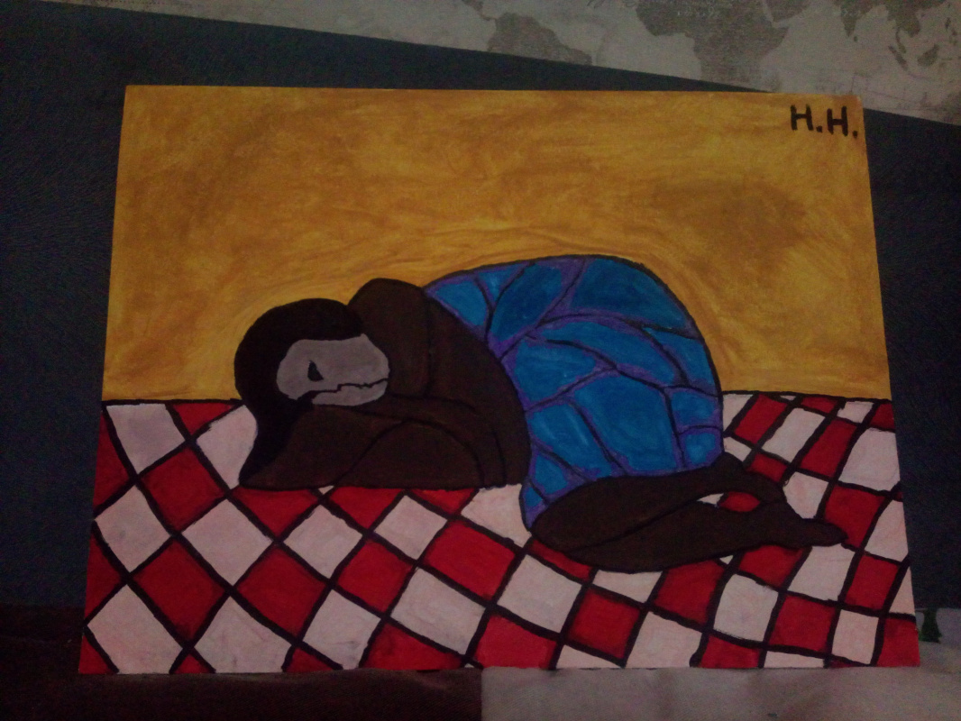 Nikita Nosolev. Sleeping love