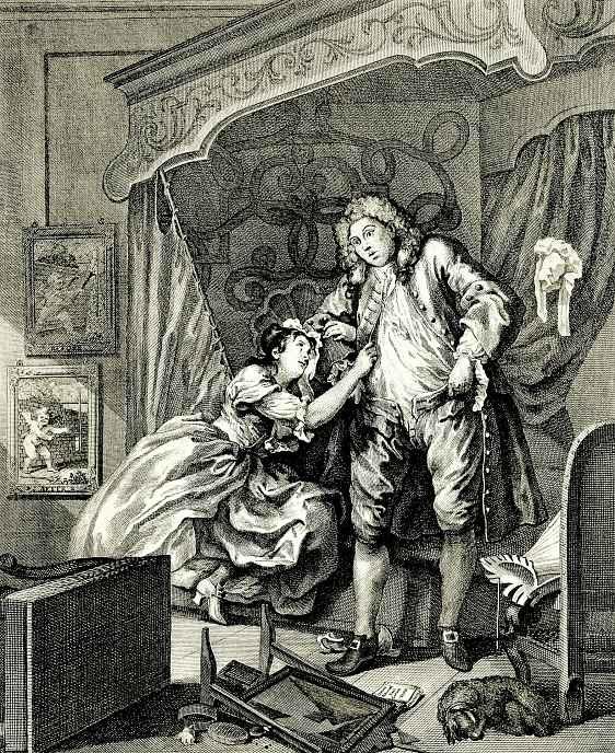 William Hogarth. After