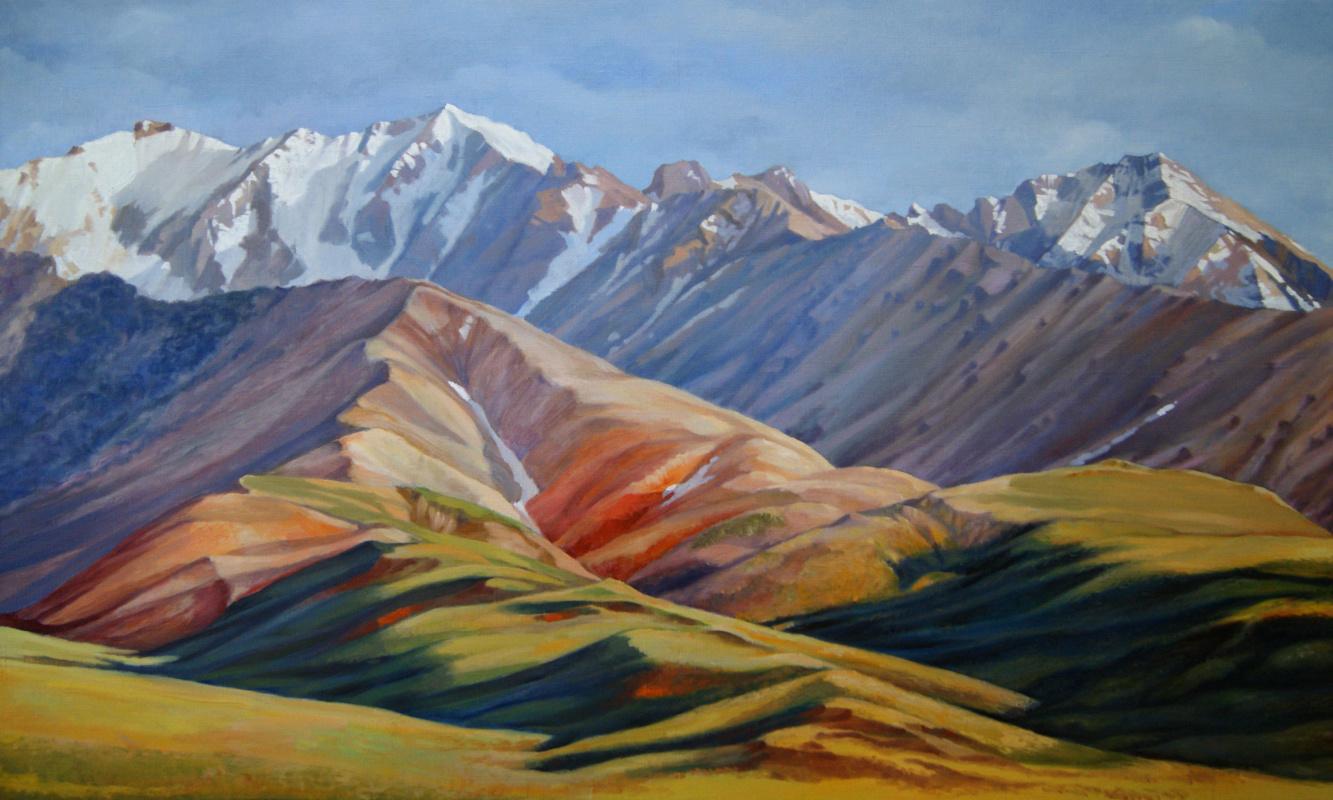 Alan Albegov. Aleutian Range