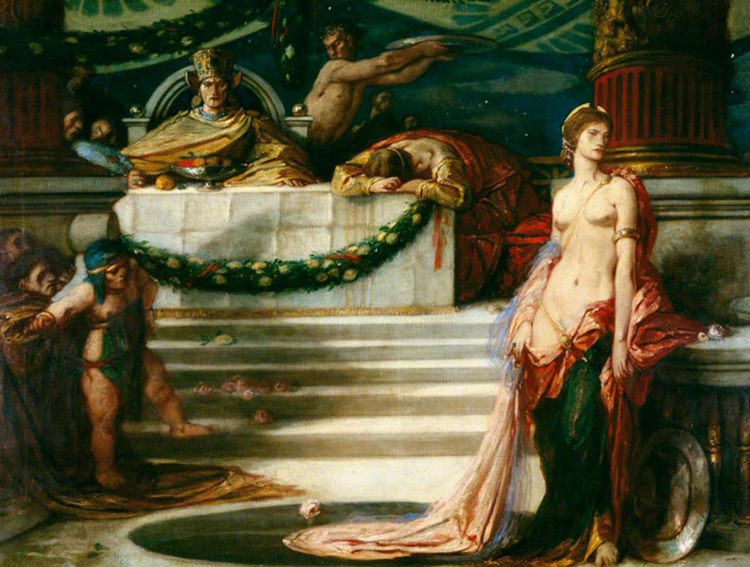Charles Ricketts. Salome, daughter of Herodias
