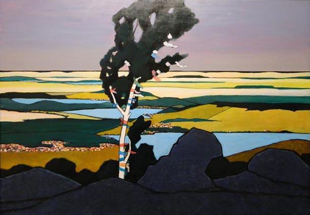 Ildar Rashitovich Gilmanov. Tree of hopes