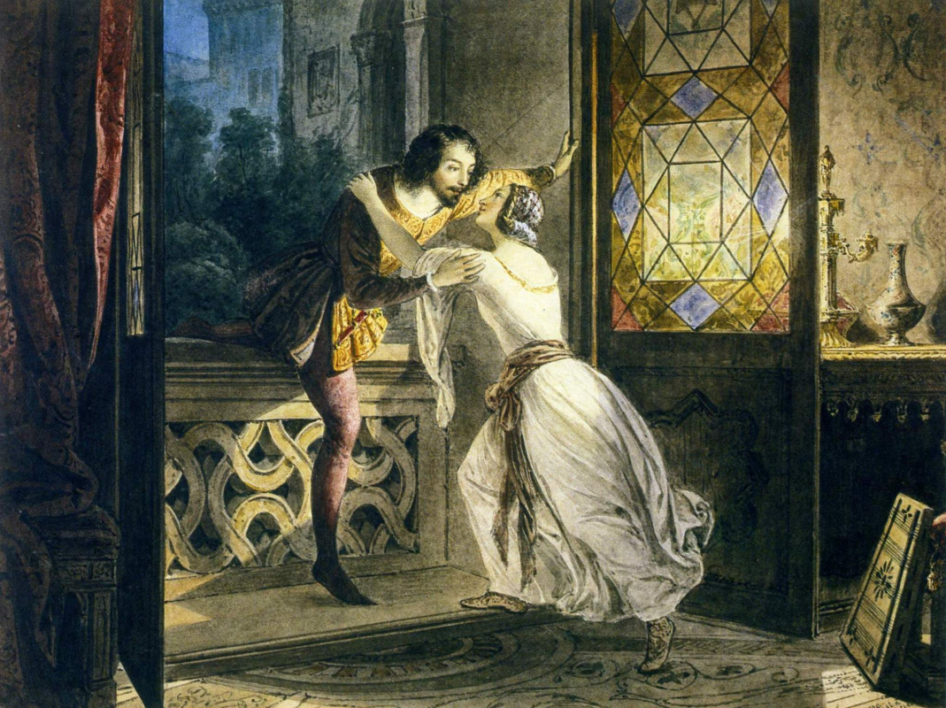 the presentation of the themes of love and marriage in romeo and juliet
