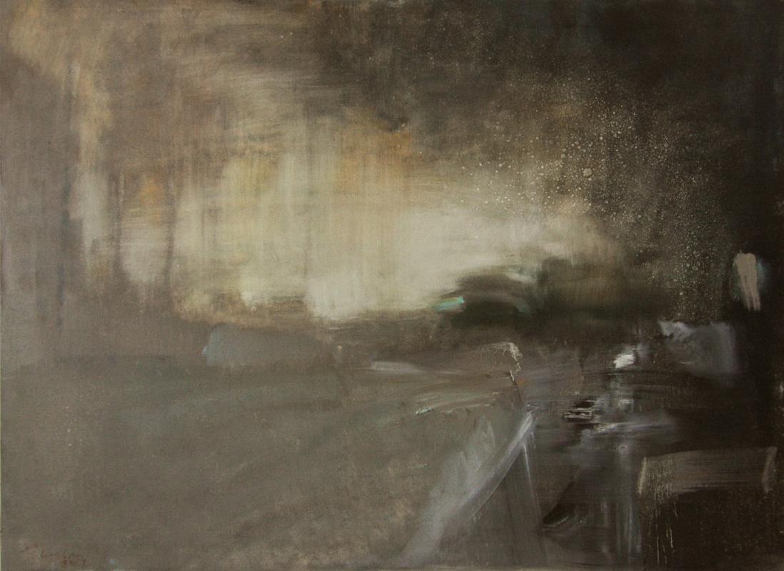 Michael Shulpin. December. Night