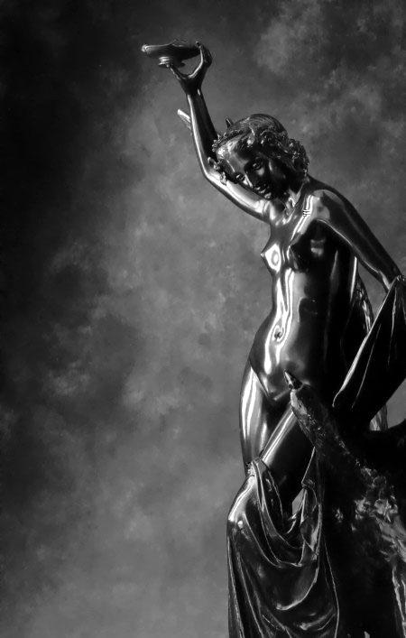 Франсуа Рюд. Статуя