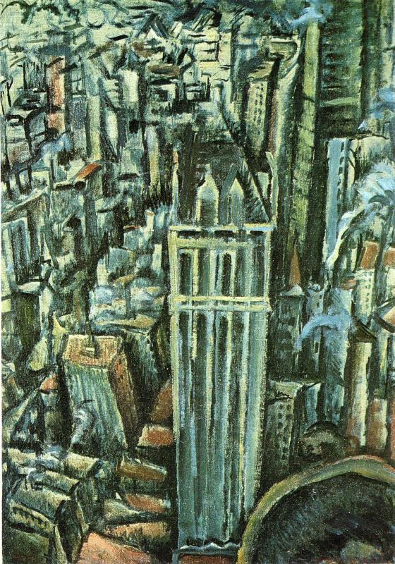 Макс Вебер. Большой город