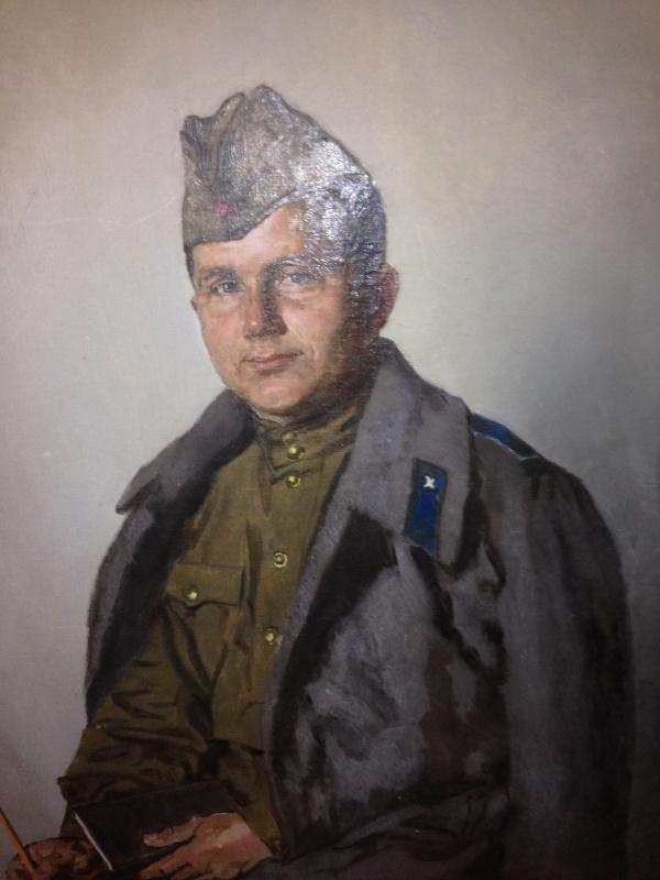 Владимир Ильич Малагис. Солдат