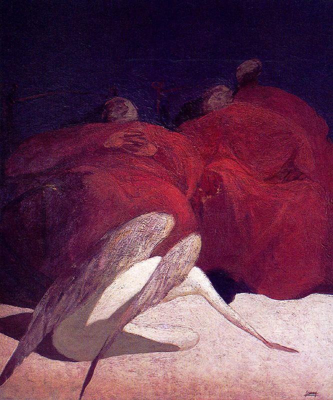 Хосе Мануэль Гомес. Крылья ангела