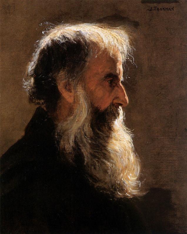 Иаков Таанманн. Портрет неизвестного мужчины