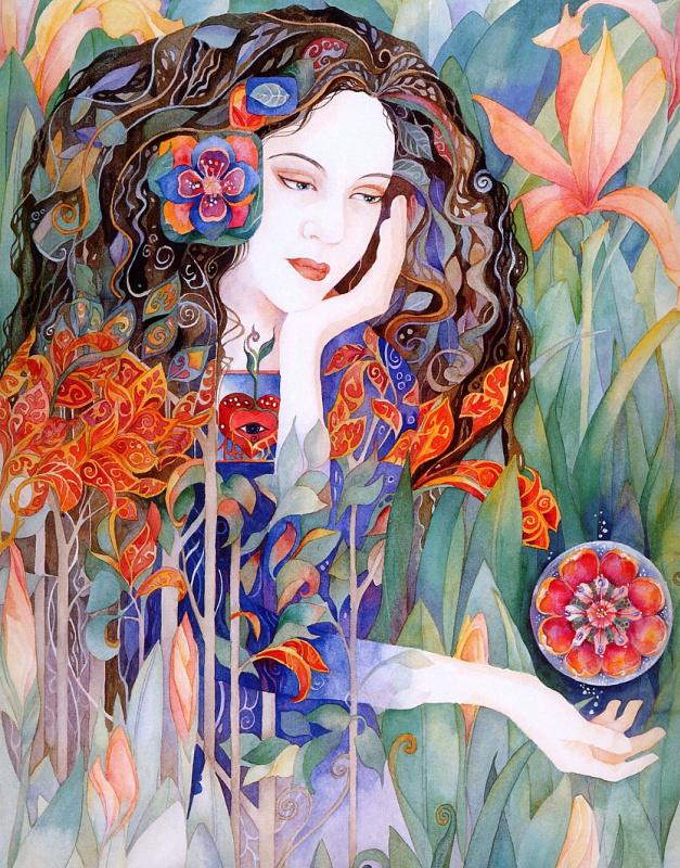 Хелена Нельсон-Рид. Первая женщина в своем саду