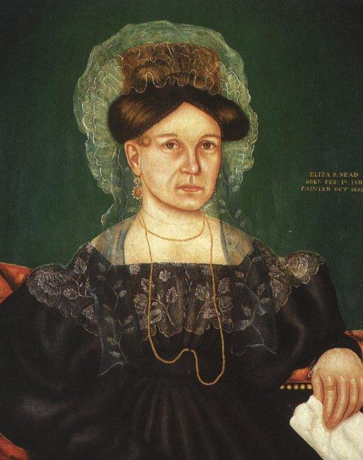 Джон Рафаэль Смит. Портрет женщины
