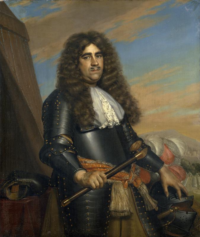 Адриен Бэкер. Генерал