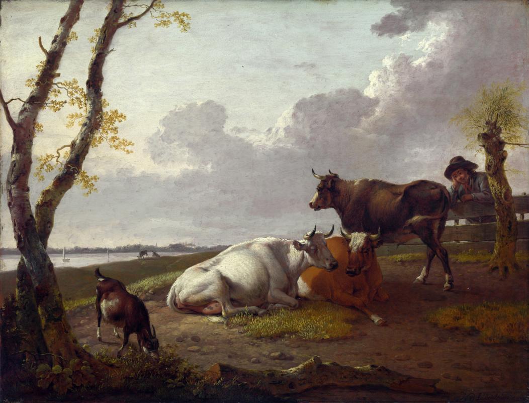 Вильгельм Счвеиккхардт Генрих. Крупный рогатый скот