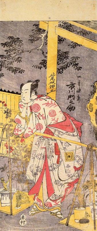 Окумура Масанобу. Сюжет 2