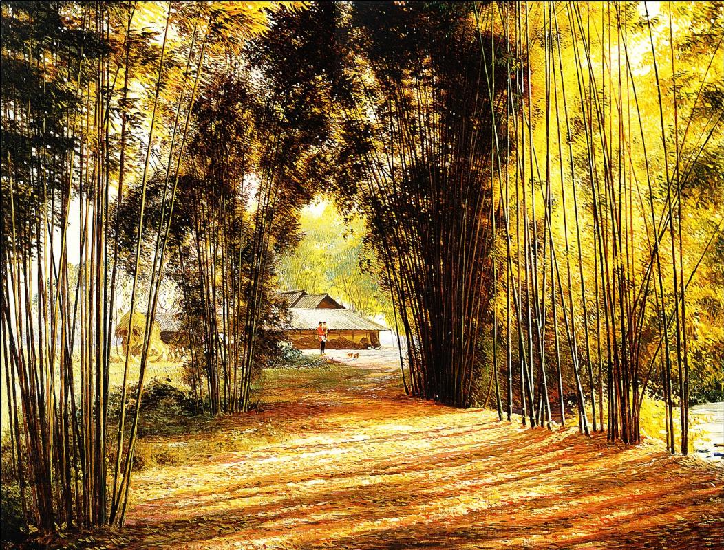 Цзянь Чонг Мин. Сюжет 16