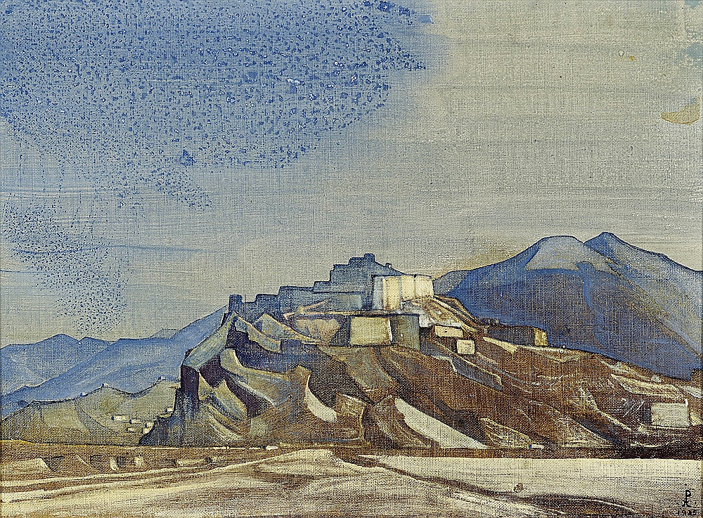 Nicholas Roerich. Shrines and strongholds