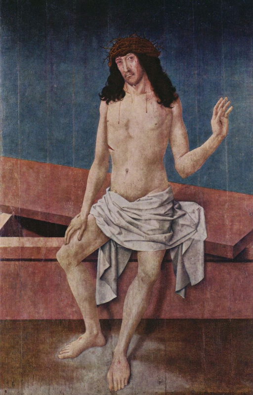 Ryuland Fruauf Elder. The Suffering Christ