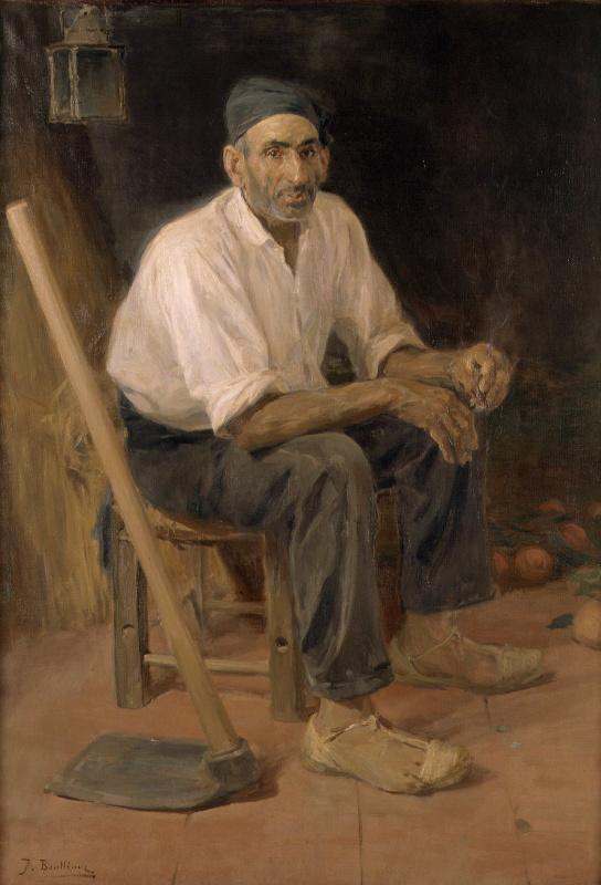 Хосе Бенльуре-и-Хиль. Дядя