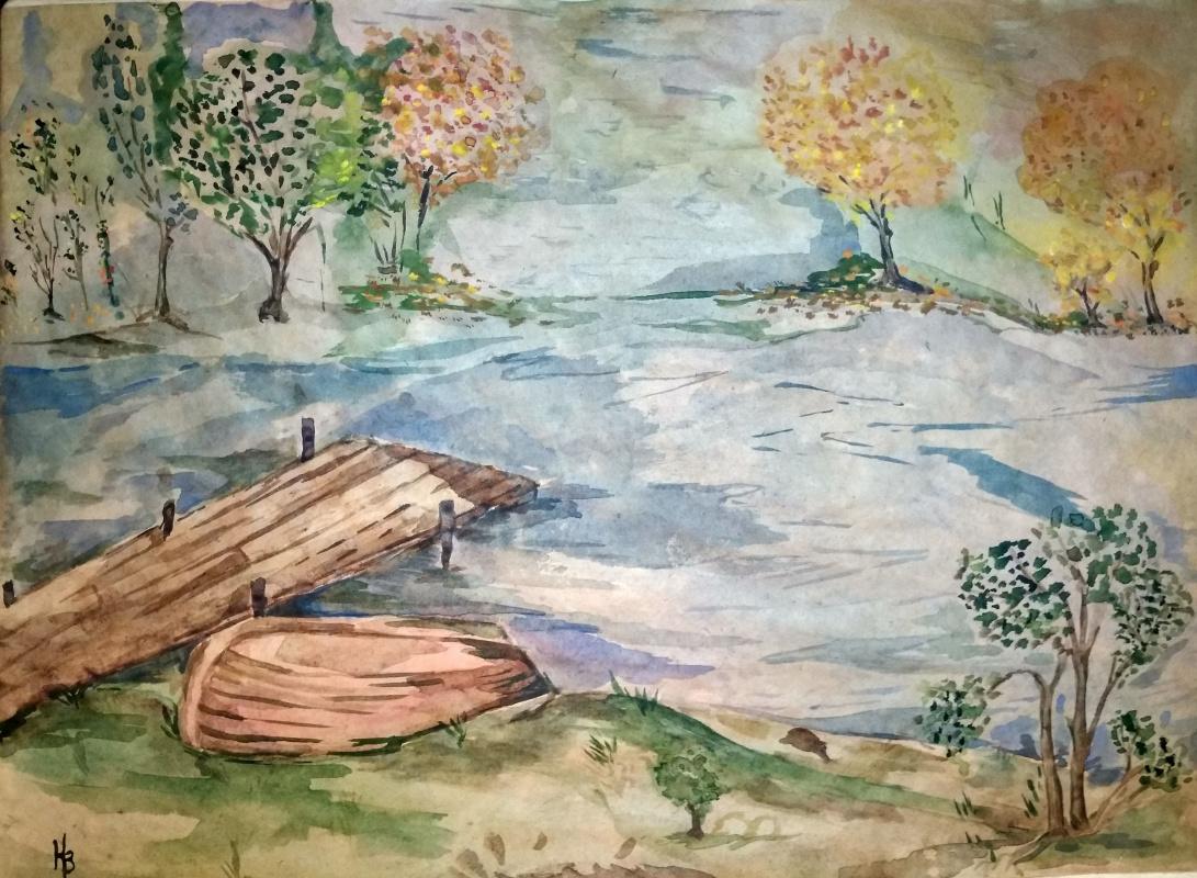 Novikov V.. Autumn