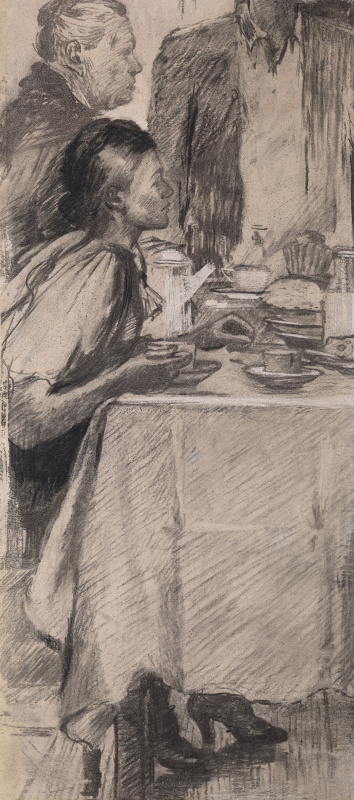 Yuri Ivanovich Pimenov. For tea