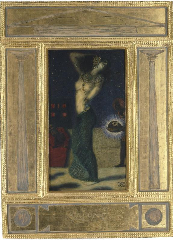 Franz von Stuck. Salome