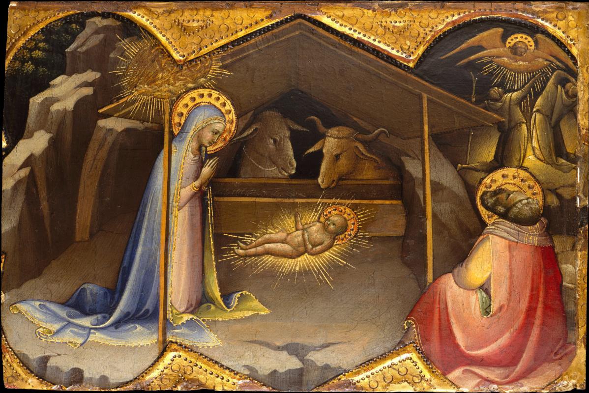 Don Lorenzo Monaco. Christmas.