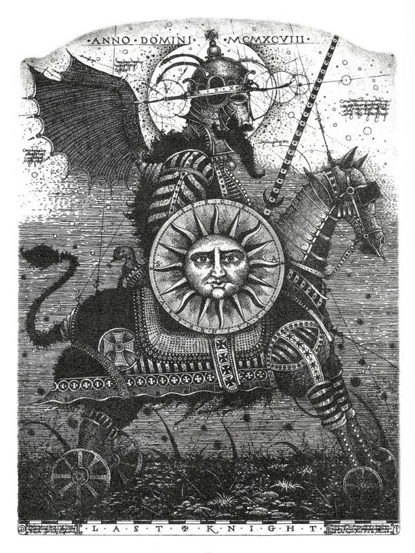 Олег Денисенко. Последний рыцарь