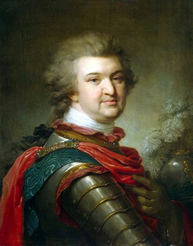 Лампи, Иоганн (старший). Портрет князя Григория Потемкина-Таврического