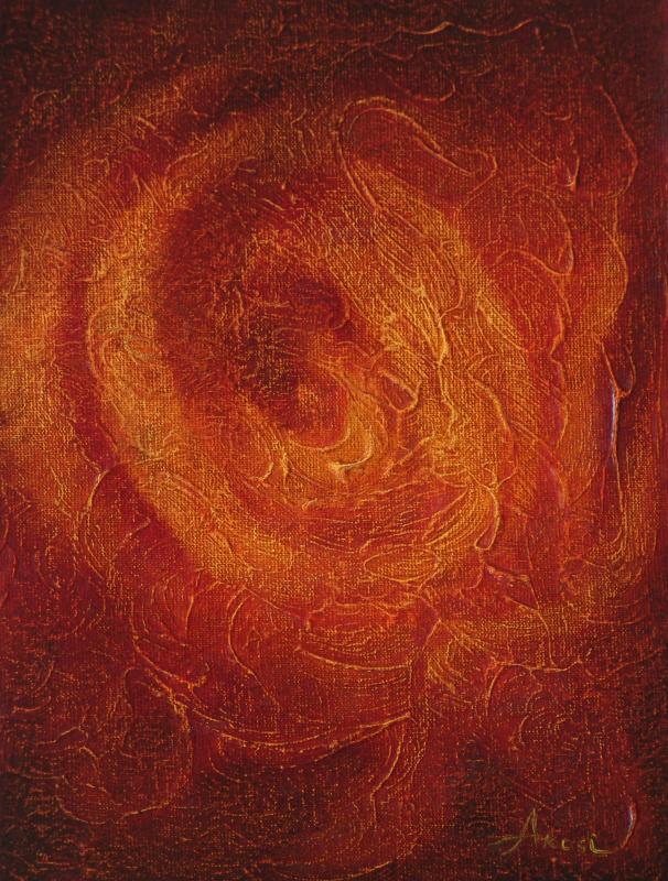 Ольга Акаси. Red Experiments: I Lost Red. (Тетраптих)