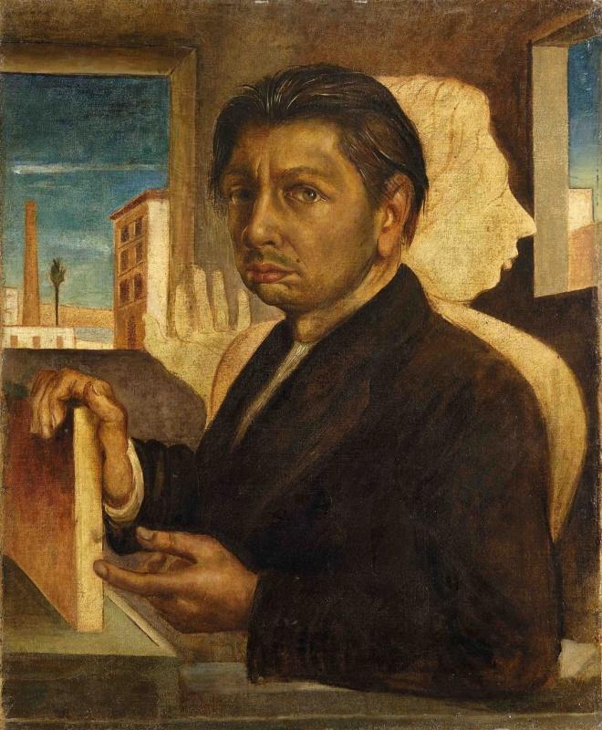 Джорджо де Кирико. Метафизический автопортрет