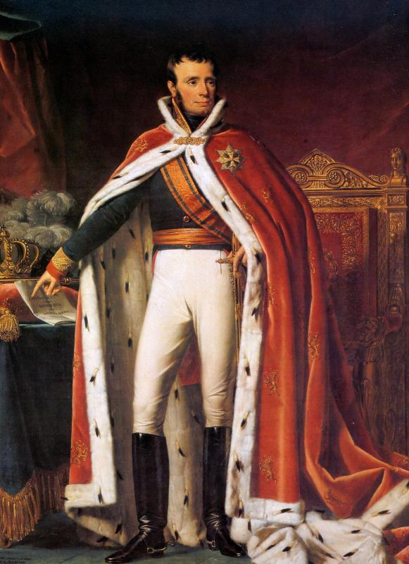 Дж Паелинкк. Король Вильгельм I