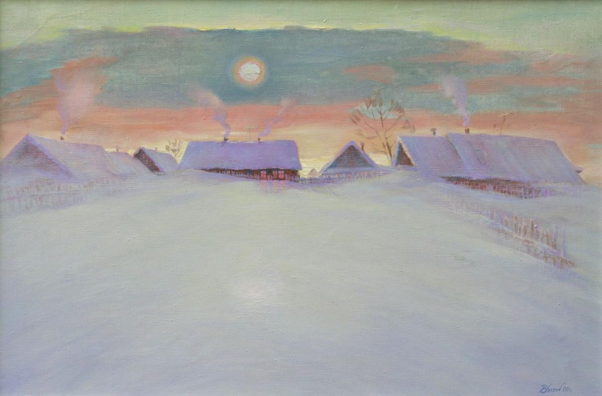 """Vladislav Ovchinnikov. """"Winter"""""""